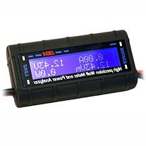 GT Power RC 130A Power Analyzer Battery Consumption