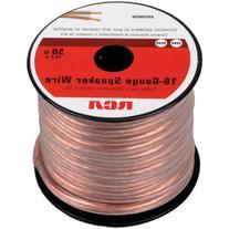RCA AH1650SR 50 Feet 16-Gauge Speaker Wire