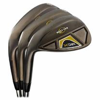 Ray Cook Golf RCX Black Nickel 3-Wedge Set 52*/56*/60