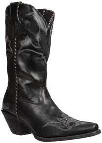 Durango Women's RD5510 Boot,Black/Blue,6 M US