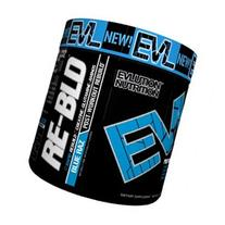 Evlution Nutrition Re Build Supplement, Blue Raz, 11.5 Ounce