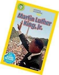 National Geographic Readers: Martin Luther King, Jr