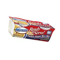 Minute Ready to Serve Chicken Flavor 4.4 Oz Rice 2 Ct Cups