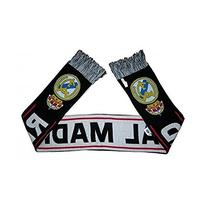 Real Madrid Scarf Soccer Reversible Official Product New!