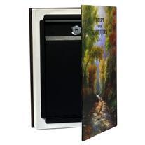 Barska Real Paper Book Safe with Key, AX11682