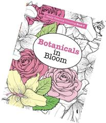 Really RELAXING Colouring Book 3: Botanicals in Bloom: A Fun, Floral Colouring Adventure