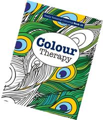 Really RELAXING Colouring Book 10: Colour Therapy: Really