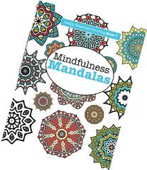 Really RELAXING Colouring Book 7: Mindfulness Mandalas: A