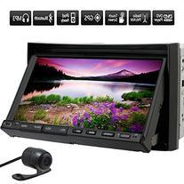 2 Din Car Stereo Autoradio Deck Headunit GPS Navigation