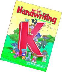 A Reason For Handwriting, Kindergarten: Kindergarten Student