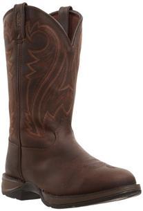 Durango Men's Rebel DB5464 Western Boot,Chocolate Wyoming,11