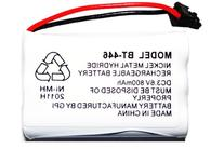 ABCENT Rechargeable replacement BT-446 Battery for Uniden