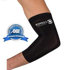Copper Compression Recovery Elbow Sleeve. Highest Copper