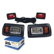 NEW RecPro CLUB CAR DS GOLF CART ALL LED LIGHT KIT 1993 & UP