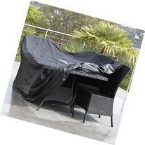 Rectangular Patio Furniture Covers Waterproof Outdoor Lawn