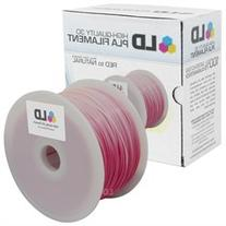 LD Red to Natural Color Changing in Temp 1kg 1.75mm PLA