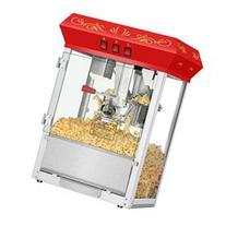 Superior Popcorn Red Movie Night Popcorn Popper Machine, 8
