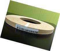 """Red Oak Wood Veneer Edgebanding Preglued 5/8"""" X 250' Roll"""