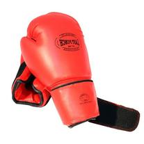 16-ounce Red Practice Boxing Gloves Training Boxing Gloves