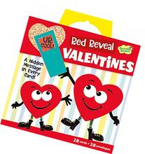 Peaceable Kingdom Red Reveal Happy Riddle Super Valentine
