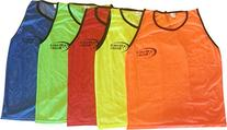 World Sport Adult Yellow Scrimmage Vests