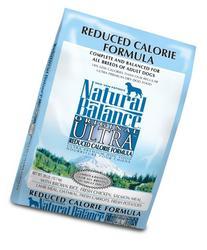 Natural Balance Reduced Calorie Formula Dry Dog Food 28-lb