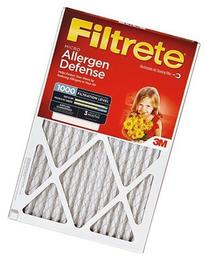 20x20x1, Filtrete Air Filter, MERV 11, by 3m