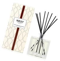 NEST Fragrances Reed Diffuser- Vanilla Orchid & Almond , 5.9