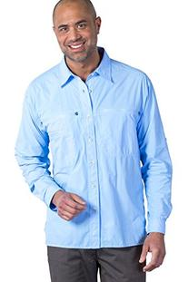 ExOfficio Men's Reef Runner Lite Long Sleeve Shirt,Light