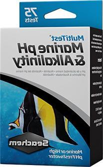 Seachem MultiTest - Marine pH/Alkalinity - 75 Tests
