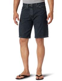 Lee Men's Regular Fit Denim Short, Quartz Stone, 31