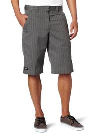 Dickies Mens 13 Inch Regular Fit Shadow Stripe Short,