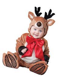 Reindeer Rascal 18-2T Costume