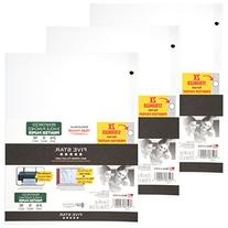 Five Star Reinforced Printer Paper, 3-Hole Punched, 100