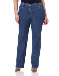 Lee Women's Plus-Size Relaxed Fit Straight Leg Jean, Premium