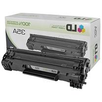 LD © Compatible Replacement Laser Toner Cartridge for