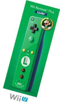 NINTENDO Nintendo Wii Remote Plus - Luigi