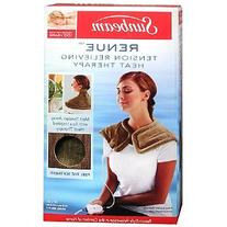 Sunbeam Renue Microplush Tension Relief Neck and Shoulder