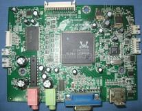 Repair Kit, Hanns-G HG281D Main Board, LCD Monitor,