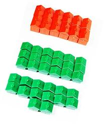 Replacement Monopoly Houses and Hotel Set of 32 Houses 12