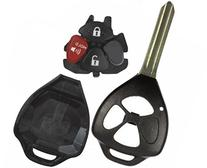 Discount Keyless Remote Entry Uncut Car Key Fob Replacement