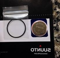 Replacement Battery Kit for Suunto M3, S6, G3 & T6 Wrist