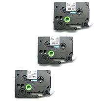 SIENOC Replacement Label Tape Compatible with Brother TZ231