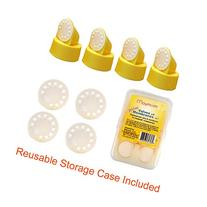 Maymom Replacement Valve and Membrane for Medela Breastpumps