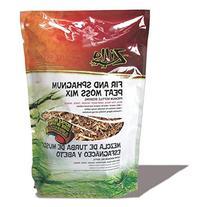 Zilla Reptile Terrarium Bedding Substrate Jungle Mix Moss &