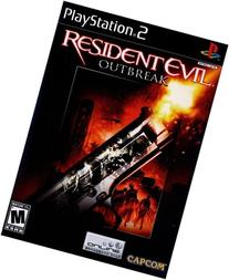 Resident Evil: Outbreak - PlayStation 2