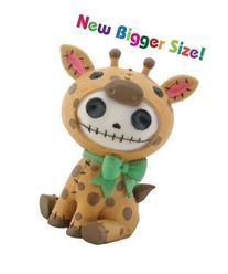 3.75 Inch Resin Collectible Furrybones? Giraffe Kirin