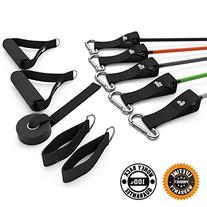 Resistance Exercise Bands :: Rubber Stretch Fitness Training