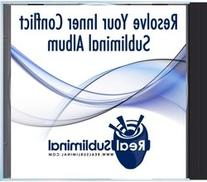 Resolve Your Inner Conflict Subliminal CD