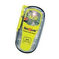 ACR ResQLink™ 406 MHz GPS PLB w/Optional 406Link.com